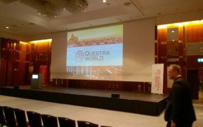 Bericht vom offiziellen Questra-Event in Berlin (26./27.11.2016)